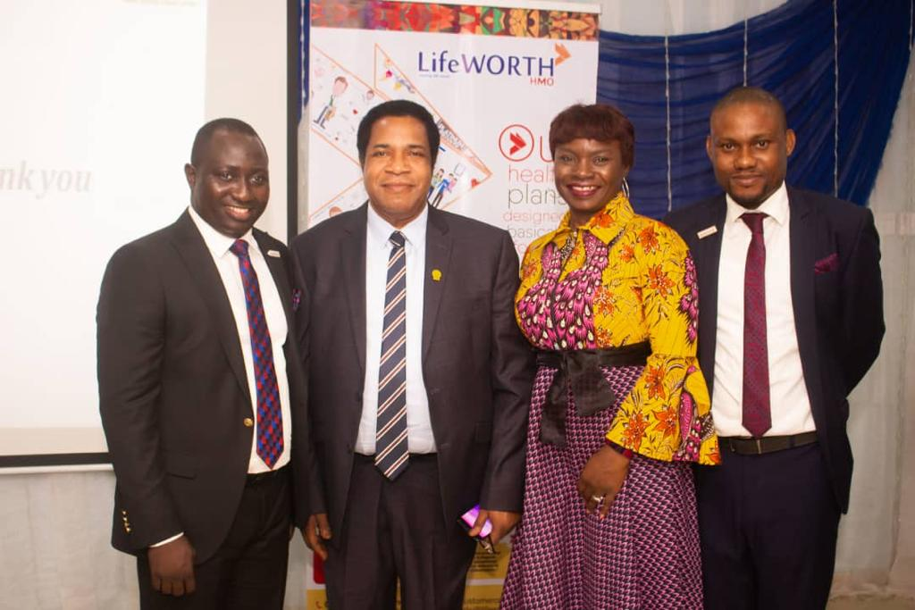 LifeWORTH HMO leads for improve services in Nigeria's health insurance